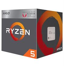 AMD RYZEN 5 2400G 3.6GHz AM4 Desktop CPU